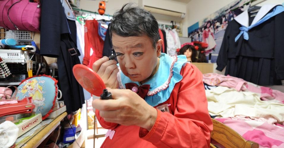 japonés travestido