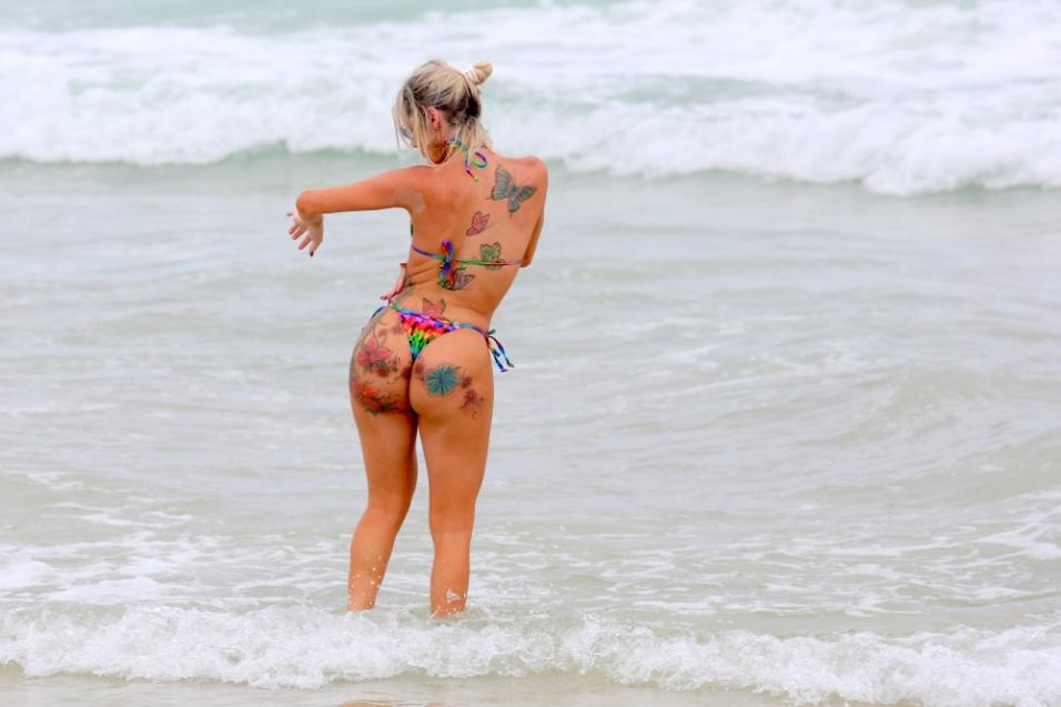 You Pono na praia hot