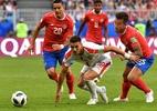 Grupo do Brasil | Sérvia supera Costa Rica do goleiro Navas com gol de falta