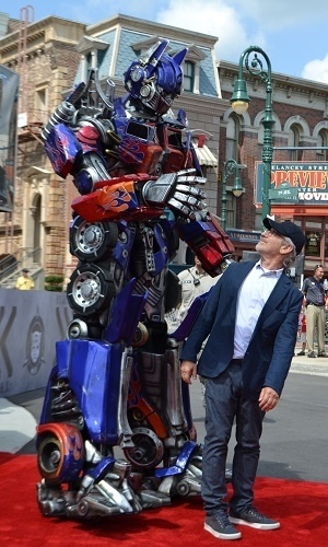 Inaugura o de transformers the ride 3d acontece em orlando bol fotos - Transformers tapete ...