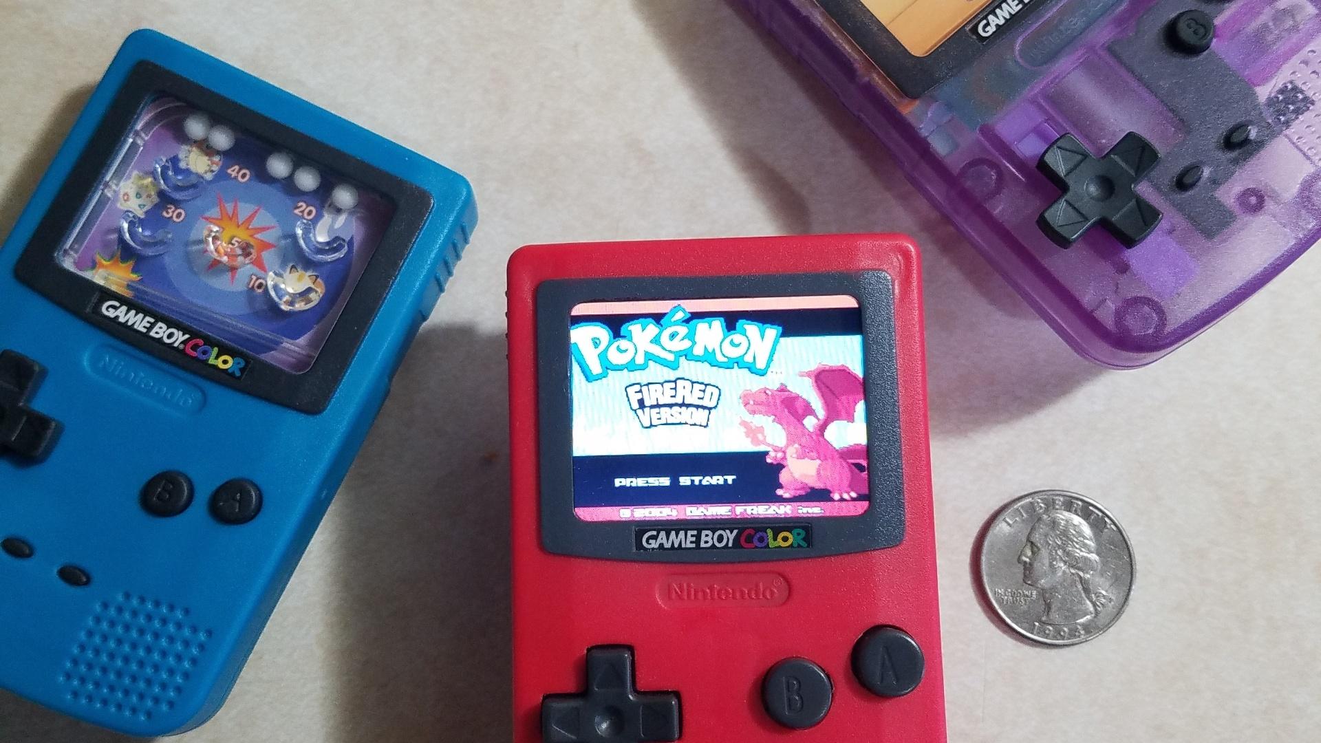 Game boy color quanto custa - F Transforma Brinde Do Burger King Em Game Boy Miniatura 06 06 2016 Uol Jogos