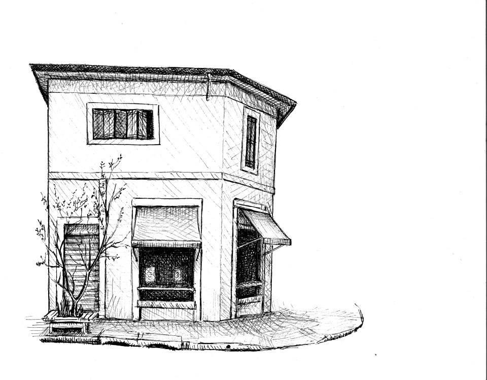 Desenhos Registram Casas De Bairro Paulistanas Quot Antes Que