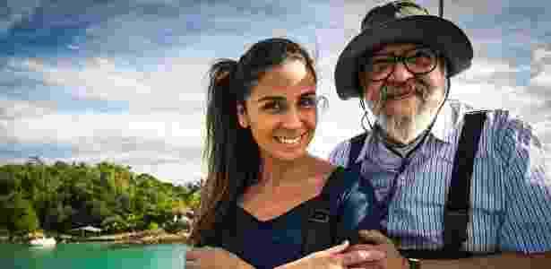 """Giovanna Antonelli e Luis Mello integram o núcleo japonês de """"Sol Nascente"""" - Divulgação"""