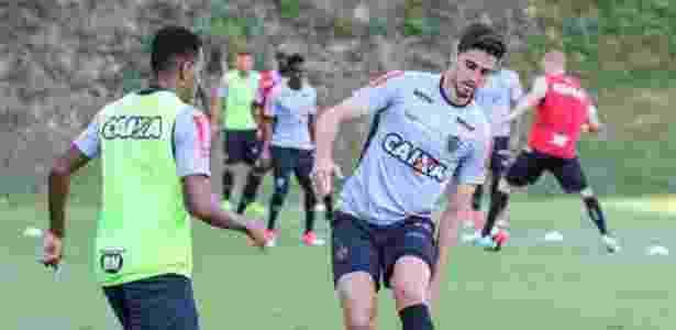 O zagueiro Matheus Mancini - Bruno Cantini/Divulgação/Atlético-MG - Bruno Cantini/Divulgação/Atlético-MG