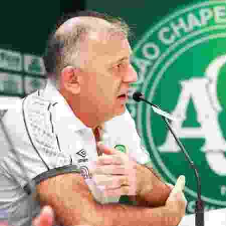 Paulo Magro, presidente da Chapecoense - Márcio Cunha/Chapecoense - Márcio Cunha/Chapecoense