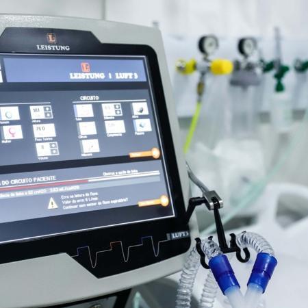 Imagem meramente ilustrativa - Santa Catarina vai transferir até 16 pacientes com covid-19 para o Espírito Santo - Rodrigo Félix Leal/ANPr