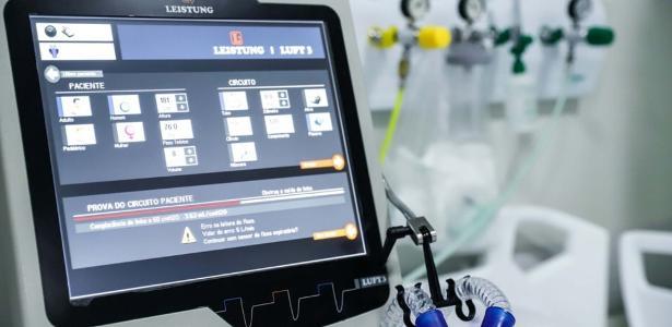 Alta ocupação de UTIs | SP vai abrir 280 leitos de emergência para covid-19