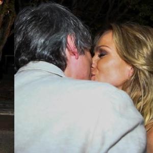 Eliana se declara a namorado, Adriano Ricco - Manuela Scarpa/Photo Rio News