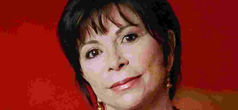 Isabel Allende, escritora e sobrinha do ex-presidente chileno Salvador Allende - Divulgação