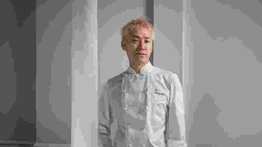 O chef Kei Kobayashi é o segundo estrangeiro a ganhar três estrelas Michelin - Instagram/restaurantkei