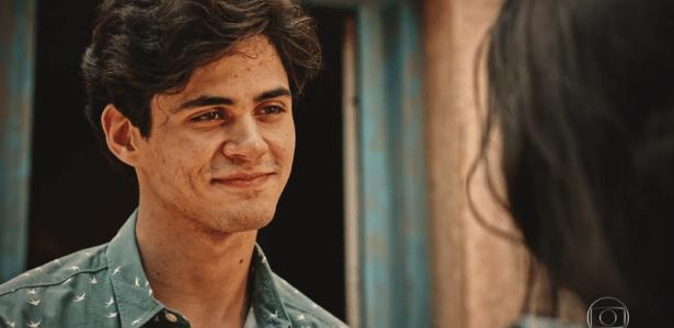 """Lucas Veloso falou sobre gravações de """"Velho Chico"""" após a morte de Domingos Montagner - Reprodução/TV Globo"""