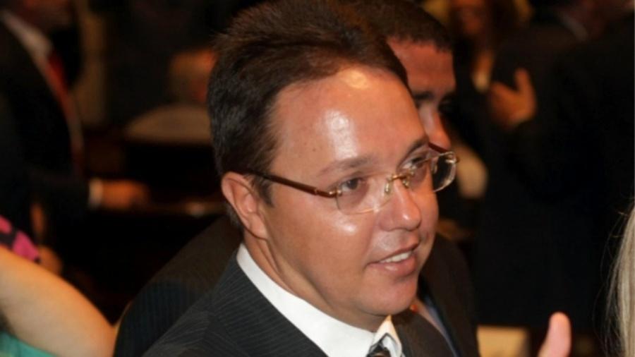 Ex-vereador Cristiano Girão Matias  - Marcos de Paula/AE