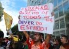 Estudantes ocupam a reitoria da Universidade de Brasília por mais recursos - Glória Tega/Folhapress)