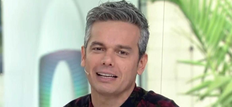 """Otaviano Costa, 45 anos, estreia o """"Tá Brincando"""" dia 5 de janeiro - Reprodução/TV Globo"""