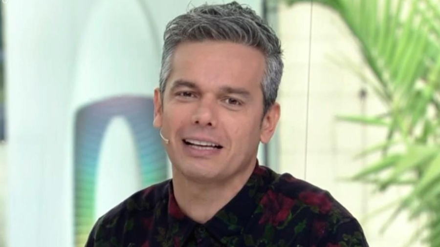 Otaviano Costa no Video Show - Reprodução/TV Globo