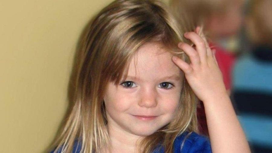 A polícia procura por Madeleine McCann, que desapareceu em Portugal em 2007 - PA MEDIA