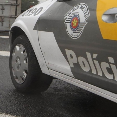 Carro da PM de São Paulo - Luiz Guarnieri/Futura Press