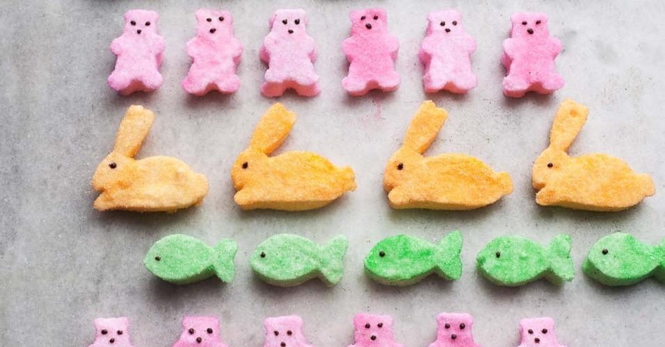 Marshmallow Colorido