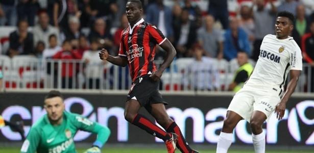 Nice, de Balotelli, é o atual líder do Campeonato Francês