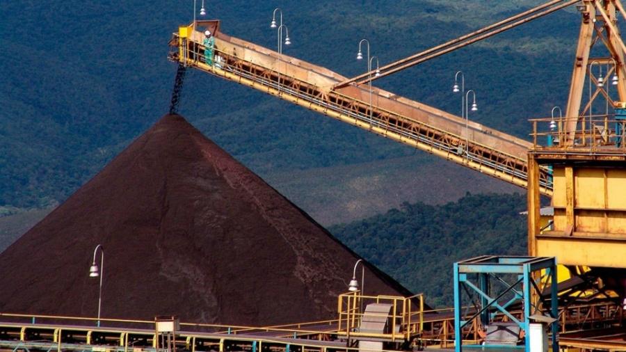 Mídia Indoor, wap, Vale, Vale do Rio Doce, minério de ferro, mineradora, brasileira, extração - EFE