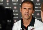 Novo técnico, Milton Mendes tem quatro desafios urgentes no Vasco - Gustavo Oliveira/Site Oficial do Atlético-PR