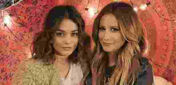 Vanessa Hudgens e Ashley Tisdale interagem nas redes sociais 12 anos após High School Musical - Reprodução/Instagram/ashleytisdale