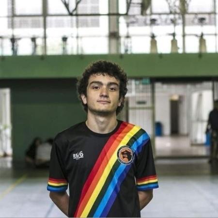 Filipe Leme, estudante da USP encontrado morto na Poli - Instagram