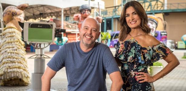 Carnaval na telinha | Fátima e Escobar vão cobrir desfiles do Rio de Janeiro pela Globo