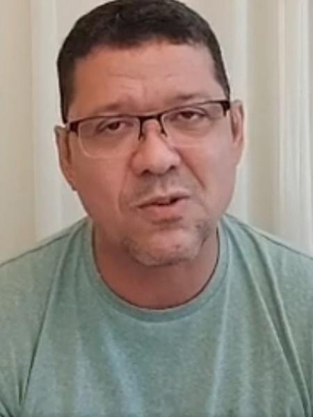 Marcos Rocha, governador de Rondônia - Reprodução