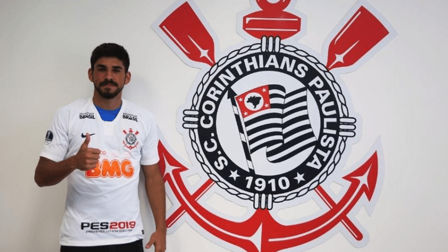 Zagueiro uruguaio Bruno Méndez é anunciado como novo reforço do Corinthians até 2023 - Agência Corinthians