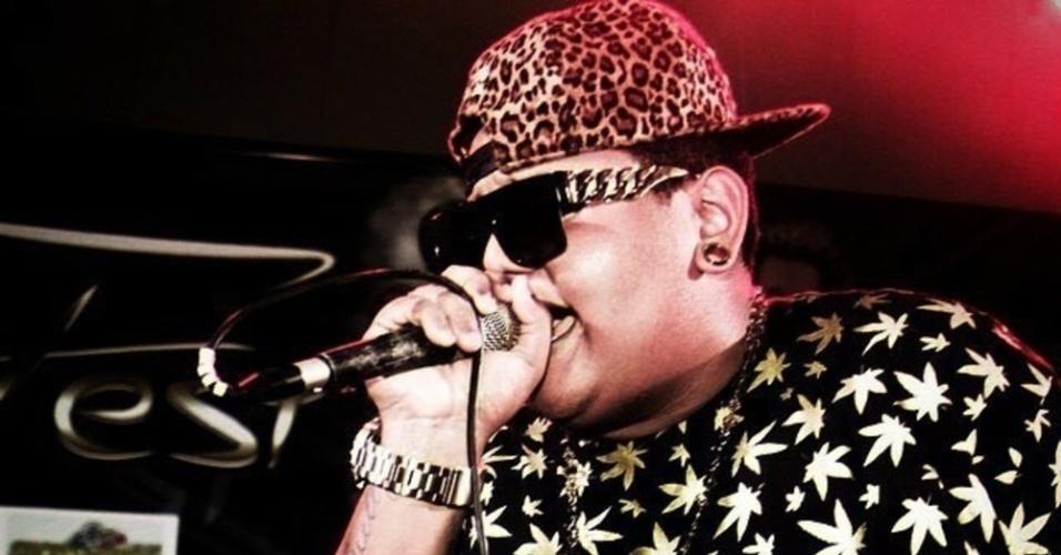 MC Dumel, diagnosticado com a coavid-19 - Reprodução/Instagram