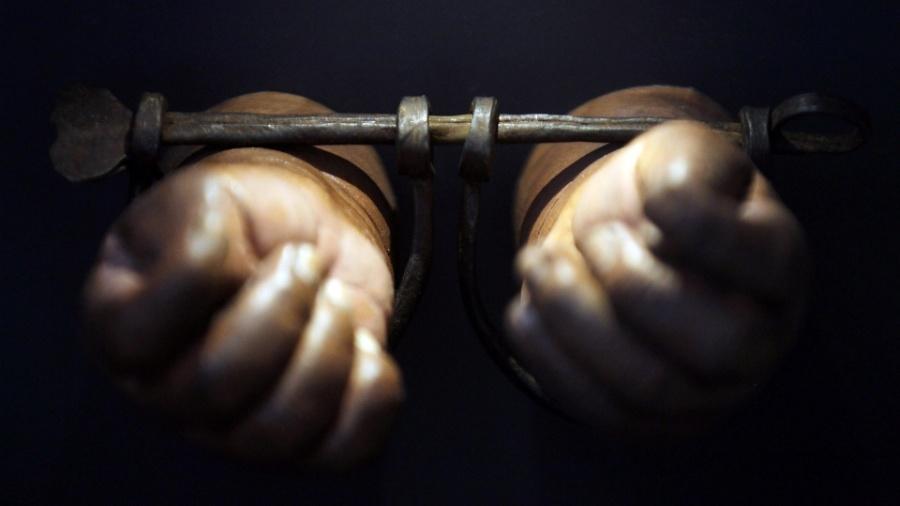 Imagem para uso em chamadas sobre trabalho escravo, escravidão, semiescravidão, trabalho forçado - Mario Tama/Getty Images/AFP