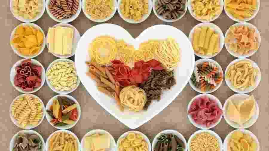 Os dados foram encomendados pelos fabricantes de massas da Unione Italiana Food - Getty Images/iStockphoto