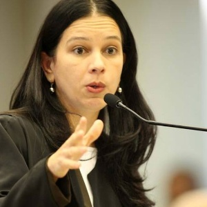 Ministra Grace Mendonça, da Advocacia-Geral da União