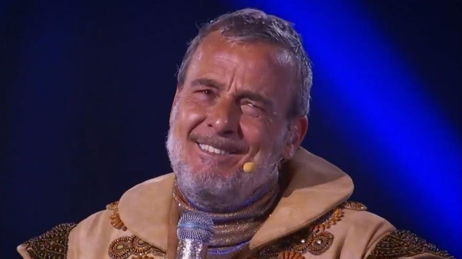 Alexandre Borges foi revelado como o Onça-Pintada do The Masked Singer Brasil - Reprodução/TV Globo