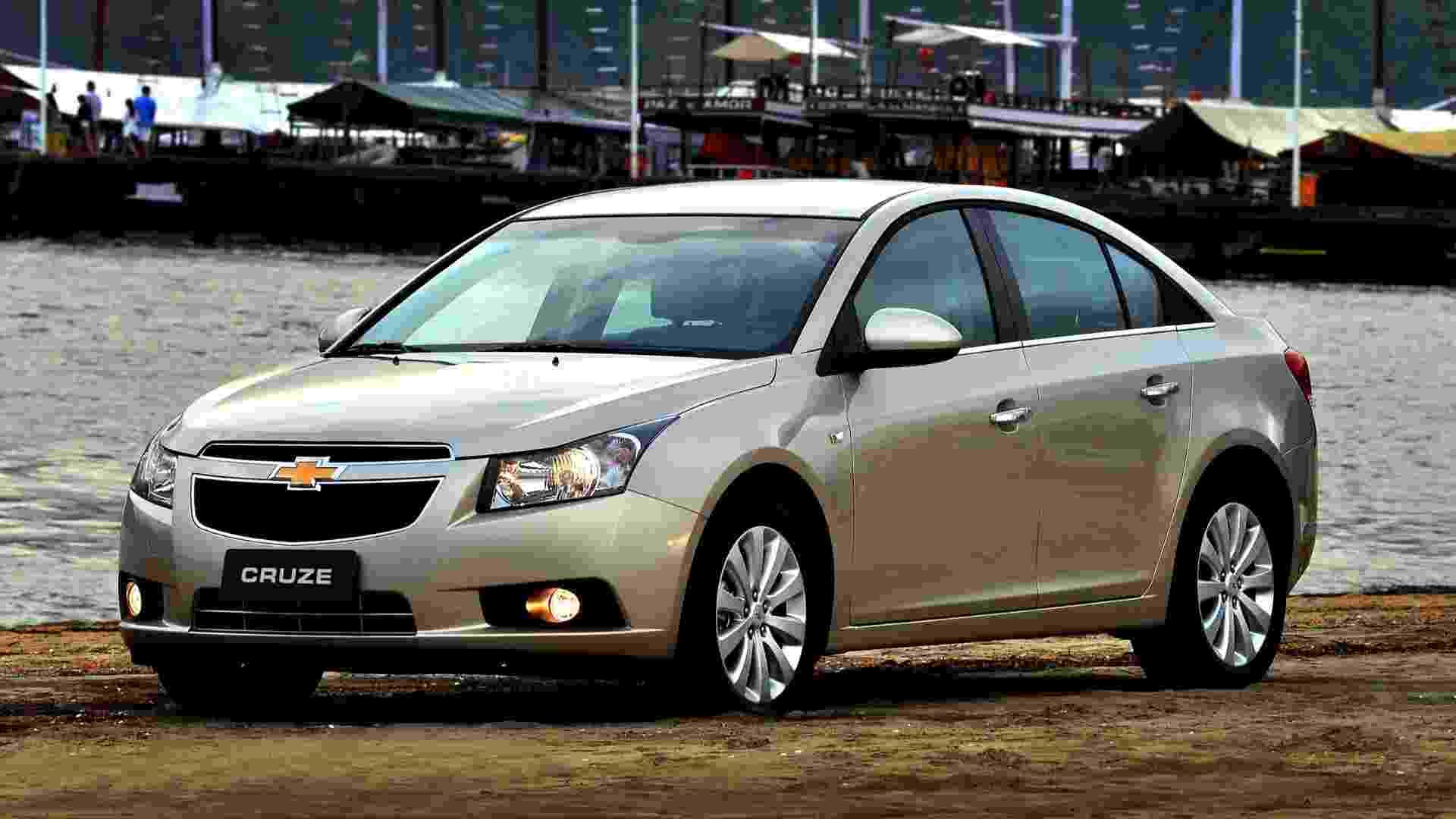 Chevrolet Cruze 1.8 Ecotec é o novo sedã médio da GM no Brasil; modelo substitui o aposentado Vectra - Divulgação