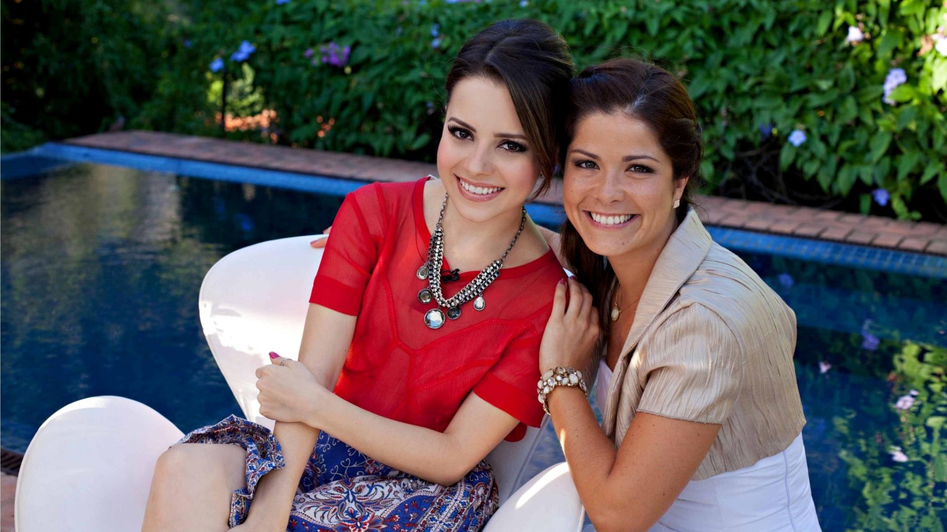 Sandy entrevista Samara Felippo no