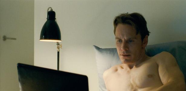 """Michael Fassbender em cena de """"Shame"""", filme em que interpreta o personagem Brandon - Divulgação"""