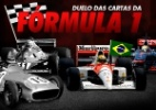 Duelo das cartas: os grandes pilotos da Fórmula 1