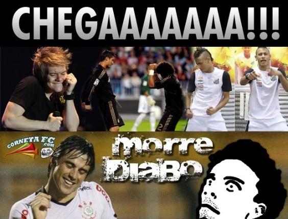 Corneta FC: Ninguém aguenta mais as dancinhas no futebol