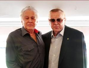 Juvenal Juvêncio criticou Ricardo Teixeira e fez elogios ao presidente José Maria Marin (foto)