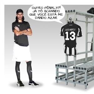 Corneta FC: Ô Loco, Abreu!
