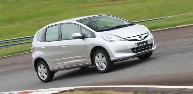Honda Fit custa na França (onde chama-se Jazz) cerca de R$ 49 mil, quase mesmo valor do nacional