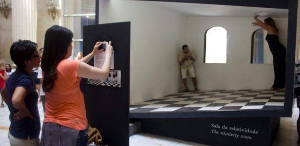 A exposição de Escher no país foi vista por um total de 573.691 pessoas - BBC