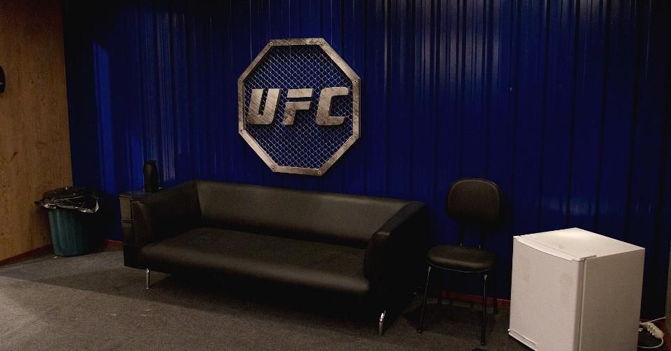 Além da casa, lutadores passarão o período de confinamento no centro de treinamentos do TUF, local também das lutas até as semifinais do reality