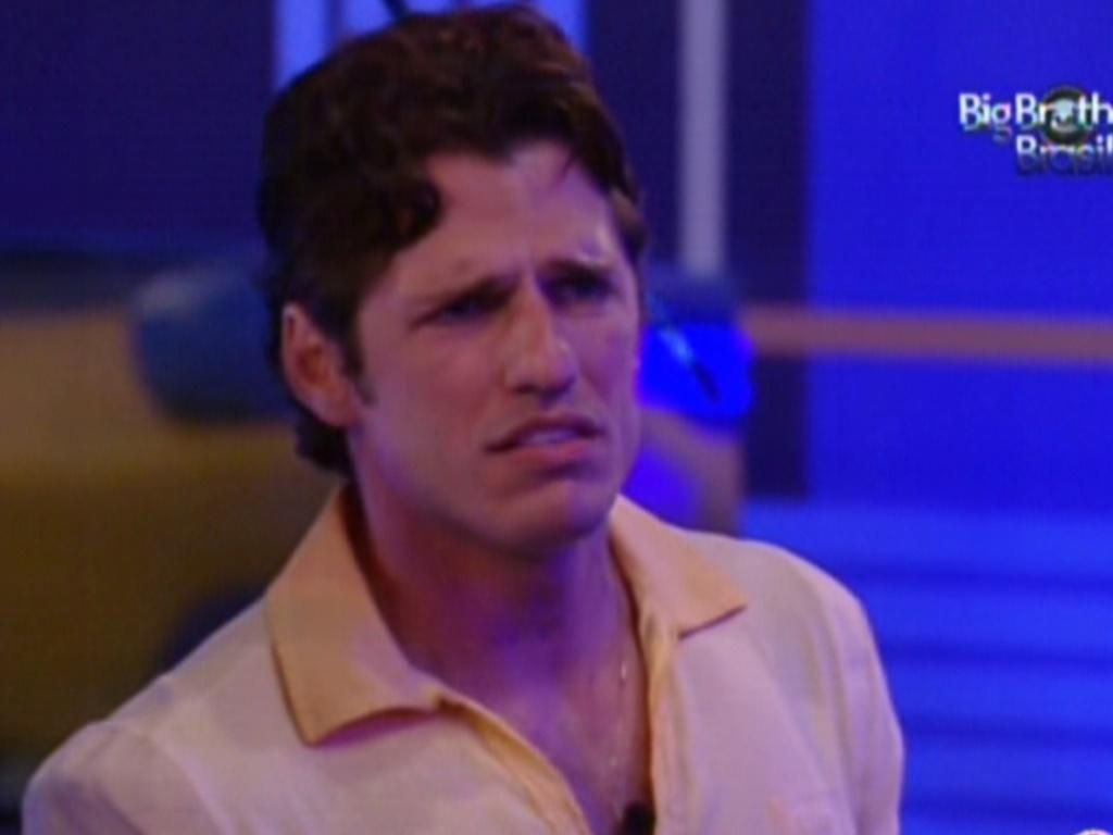 João Maurício foi o quinto eliminado do reality show com 52% dos votos (1/2/12)