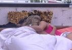 Confira as imagens deste sábado (24) - Reprodução/TV Globo