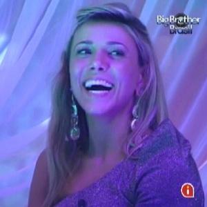 Brothers acusam Fabiana de peidar durante a festa e a sister ri (25/3/12)