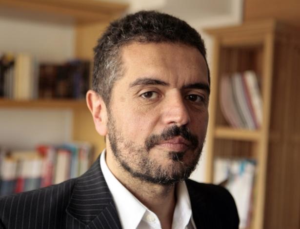 O escritor argentino Leopoldo Brizuela (26/3/12) - EFE