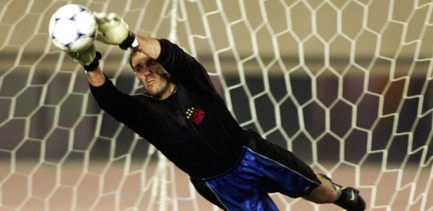 Carlos Germano foi um dos goleiro formados pelo Vasco que fez história